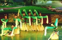 Night Life in Xian, Entertainment in Xian, Xian Night Activities, Xian Night Life Guide.