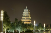 Big Wild Goose Pagoda, Big Wild Goose Pagoda Guide, Big Wild Goose Pagoda Travel Tips.