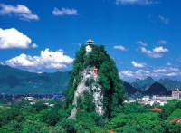 Solitary Beauty Peak & Jingjiang Prince City, Solitary Beauty Peak & Jingjiang Prince City Guide,