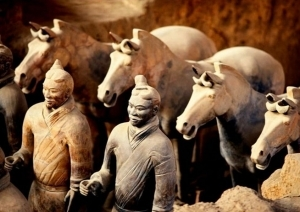 Terra Cotta Warriors 9 Days