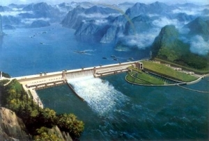 Three Gorges Dam 12 Days