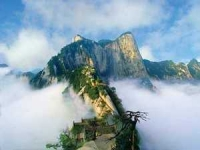 Mt.Huashan, Mt.Huashan Guide, Mt.Huashan Travel Tips, Mt.Huashan Information.
