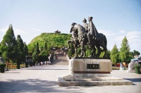Zhaojun Tomb, Zhaojun Tomb Guide, Zhaojun Tomb Travel Tips, Zhaojun Tomb Travel Information.